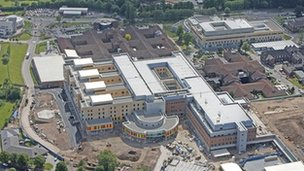 University Hospital North Staffs