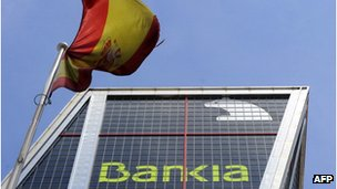 Bankia HQ in Spain