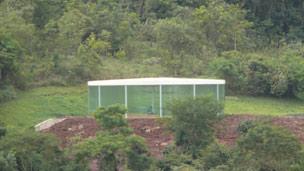 Sonic Pavilion (2009) by Doug Aitken