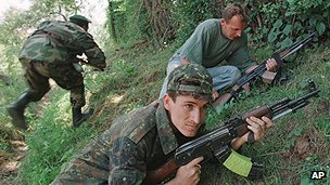 Kosovo rebels