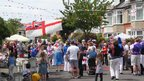 Street party in Selsey Avenue, Southsea