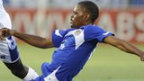 Mogogi Gabonamong in action for SuperSport United