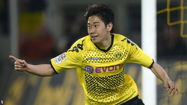 Shinji Kagawa