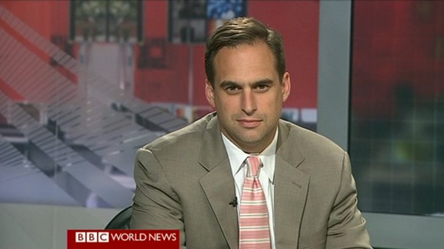 Seth Jones, senior political scientist, Rand Corporation appears on World News America 5 June 2012