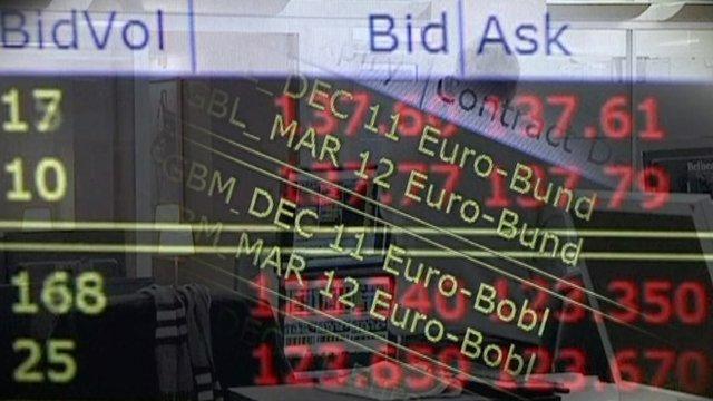 Bond market graphic