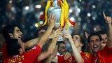 Euro 2008 winners Spain