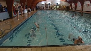 Anger At Early Closure Of Holbrook Leisure Centre Bbc News