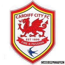 New Cardiff City logo