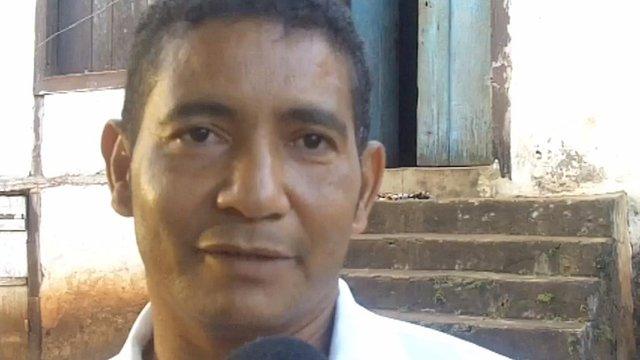 Giovani Alves, former town councillor