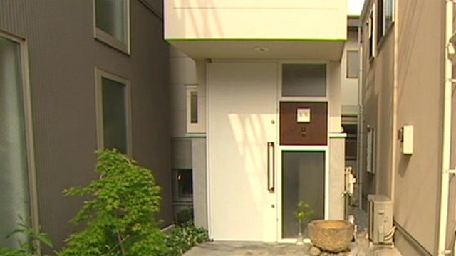 BBC News - The rise of compact living in Tokyo
