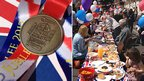 Jubilee medal and party in Windsor Road, King&#039;s Lynn