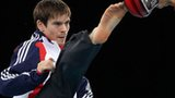 Taekwondo world number one Aaron Cook