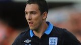 England and Liverpool midfielder Stewart Downing
