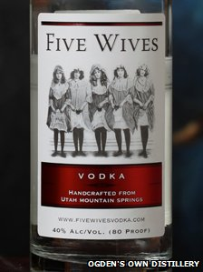 Five Wives label