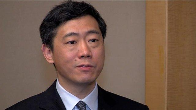 Tsinghua University's professor Li Daokui