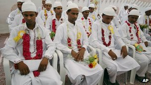 Mass Muslim marriage in Gujarat