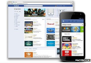 Facebook App Store