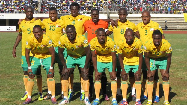 Zimbabwe&#039;s national team