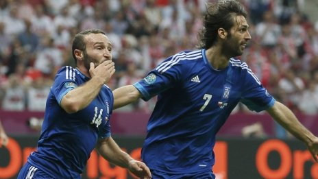 Poland v Greece