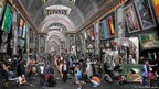 Project of the Great Adequacy of the Great Gallery of the Louvre by Lluis Barba.