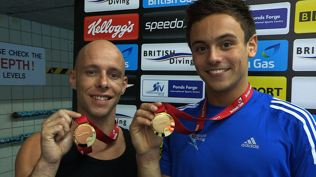 Peter Waterfield & Tom Daley
