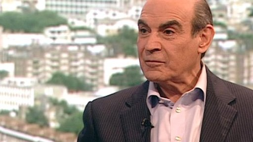 David Suchet on The Andrew Marr Show