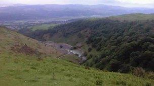 Reservoir picture from Caroline Evans