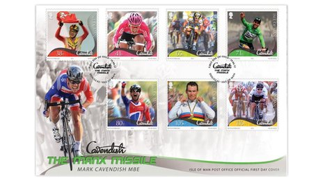 Cavendish stamps