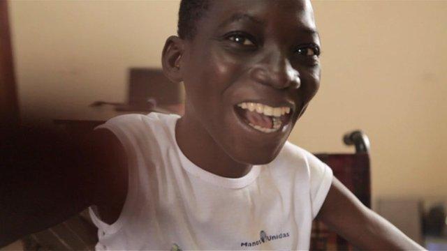 Determination - A place for Kofi