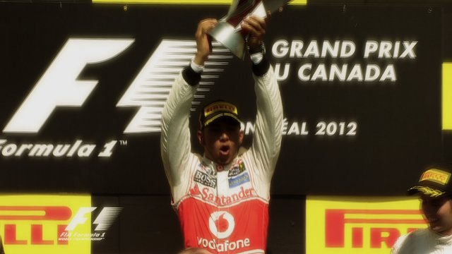 Lewis Hamilton wins the Canadian Grand Prix
