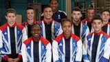 GB boxing squad