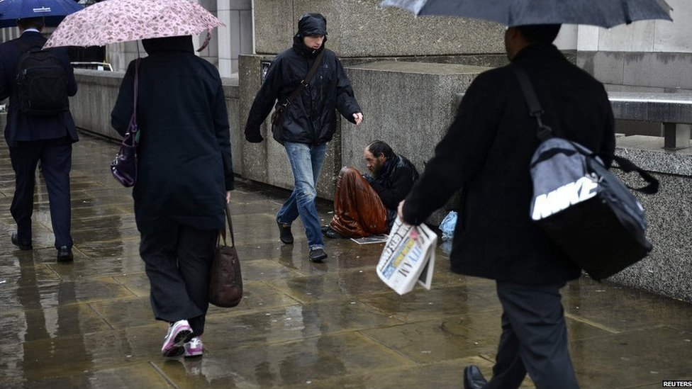 Bbc News Heavy Rain Disrupts Normal Life In England And