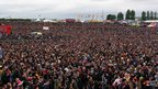 Crowd at Download
