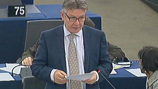 Trade Commissioner Karel de Gucht