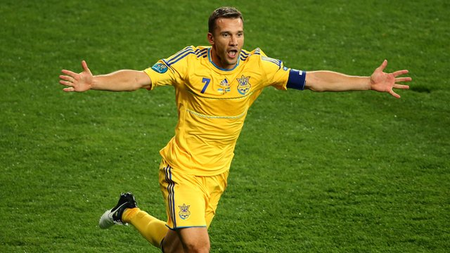 Andriy Shevchenko