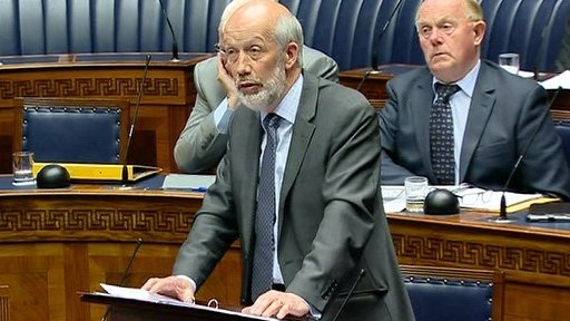 Justice Minister David Ford announced a review of sentencing policy for those found guilty of murder.