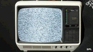 Television static