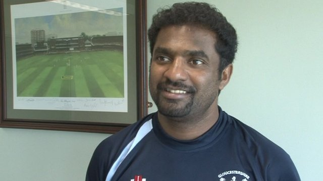 Muttiah Muralitharan 