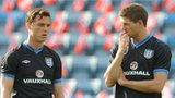 Scott Parker (left) and Steven Gerrard