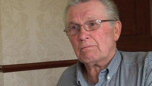 Tony Watson from Wokingham