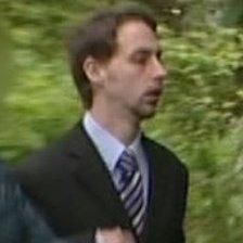 Ian Brazier outside court