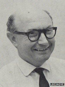 Reg Hoye