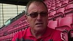 Crewe Alexandra director of football Dario Gradi