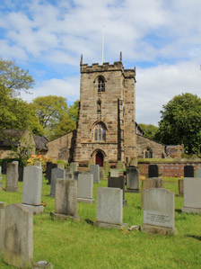 St Mary's Church, Penwortham