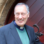 Chris Nelson, Vicar of St Mary's