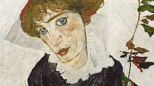 Egon Schiele's Portrait of Wally