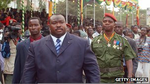 Togo president's half-brother Kpatcha Gnassingbe