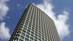 Centre Point building in London