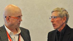 Henning Vaerhoey and Svenn Torgersen