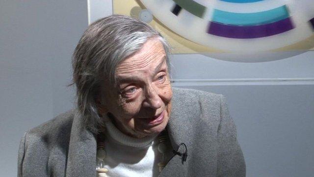 Chilean artist Matilde Perez